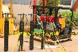 马鞍山金家庄区挖地铁竖井石头用液压劈裂棒制造厂家