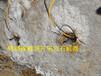 林芝察隅配在挖机上使用的矿山劈石机价格