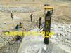 广西崇左挖地铁竖井石头用液压劈裂棒制造厂家