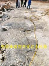 花岗岩开采破裂机器内蒙古兴安盟排行榜图片