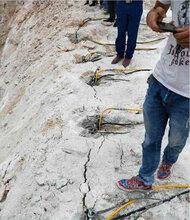 重庆双桥花岗岩开采破裂机器图片参数图片