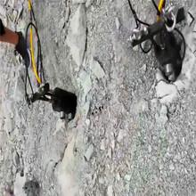 唐山路南区液压开山机图片