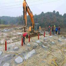 阳江阳东区350分裂机哪家好挖停车场基础图片