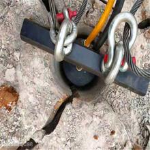 青岛莱西市破石头机器市场价格挖隧道图片
