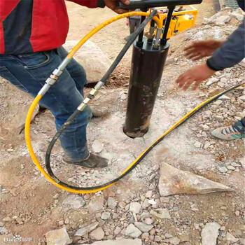 拉萨林周房地产挖坑基破碎岩石的机器价格报价隧道混凝土拆除