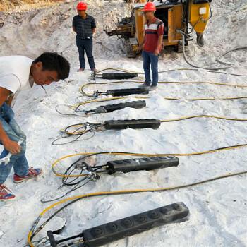 鄂州鄂城区高强度岩石年夜劈力劈裂性能用多久价钱挖隧道