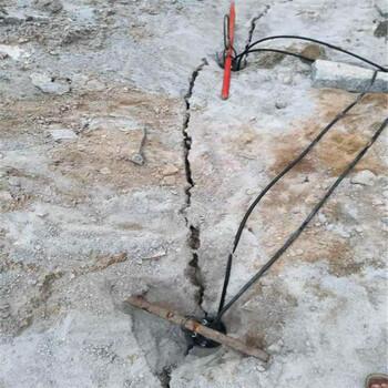 陇南徽县都市中决裂石头有哪一种机械市场报价挖地下室岩石
