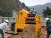 咸宁咸安区循环钻进泥浆分离分离量