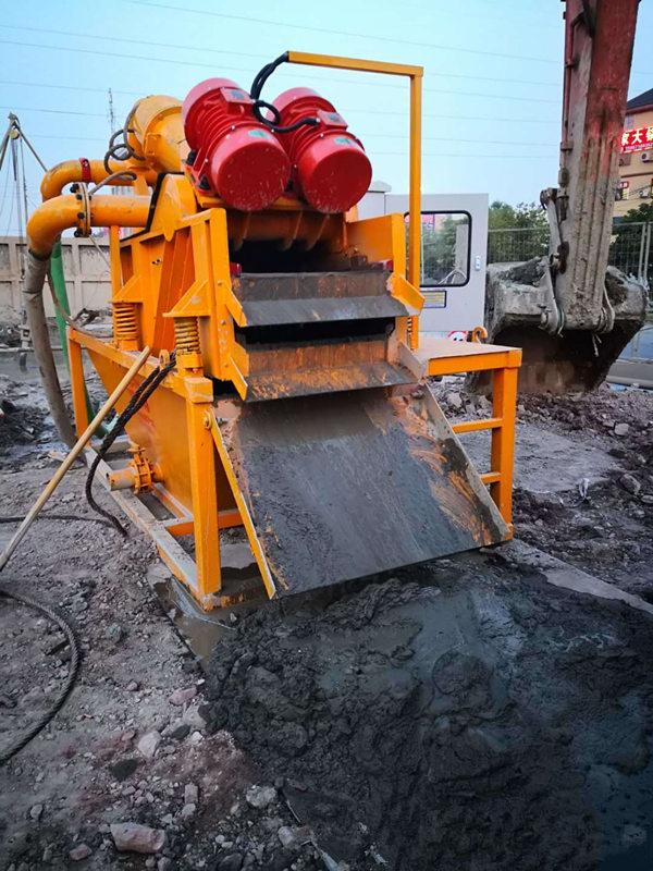 南通如东山洞泥浆脱水石油钻井配套