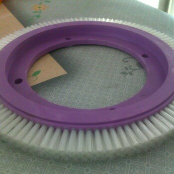 生产各类工业清洗清洁毛刷和毛刷辊,可定做