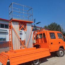 成都车载式升降机-成都车载式升降台-成都汽车升降机厂家图片