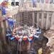 东奕破直径1500mm桩头的破桩器截桩器截桩机械破桩机器