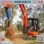 挖掘机液压钻机系列,螺旋钻机规格大全图片