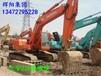 广安二手小松挖掘机多大开山好350挖掘机炮头360挖土机
