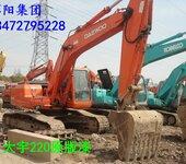 二手小松220挖掘机大山设备进口200挖掘机