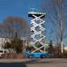 现货供应移动式升降机剪叉升降机高空作业平台