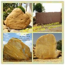自然石摆件首选广东奇石轩黄蜡石太湖石假山石台面石鹅卵石图片