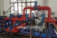 可拆式换热器暖气地暖热水交换器板式换热机组蒸汽水热交换器