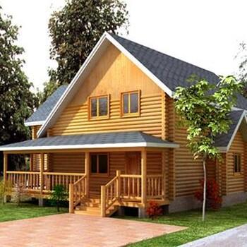 ?木屋別墅價格多少?