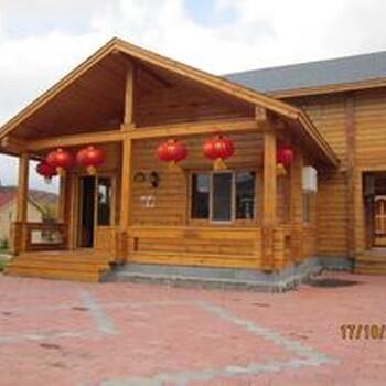 湖北農家樂木屋,景區木屋,農莊木屋,鄉村木屋