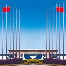 福州电动不锈钢旗杆电动锥形旗杆厂家直销电动旗杆批发价格图片