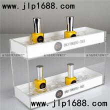 有机玻璃指甲油底座价格,亚克力指甲油展示架介绍