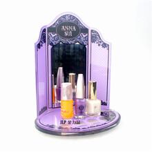 亚克力化妆品展示架亚克力展示架