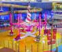 超火爆新型游艺设备空中竞赛新潮个性空中竞赛设备大型户外游乐设备空中竞赛
