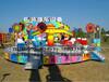 独特新颖的霹雳转盘公园景区大型游艺设备炫舞飞车