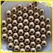 厂家生产1.0mm2.0mm3.0mmH62/H65铜球,黄铜球,包邮