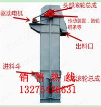 不同型号斗式提升机活性炭垂直装罐斗提机倾斜无外壳斗提x兴亚01图片