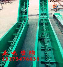 多用途刮板输送机耐磨型刮板机铺筑石板耐高温运输机图片