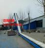 方砖运输爬坡皮带机化肥尿素装卸料输送机曲阜长期供货