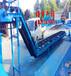 河南郑州低价格倾型爬坡皮带机服装入库用皮带输送机输送量大