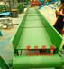 吉林倾斜爬坡式装车皮带输送机烟丝作业链板输送机质量优