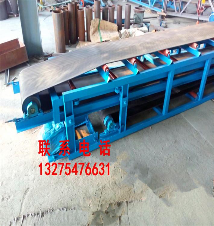 山西临汾建材物料皮带输送机一机多用皮带机生产来电咨询