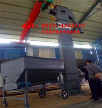 沈阳米面不锈钢瓦斗提升机不锈钢材质斗式提升机生产厂家图片