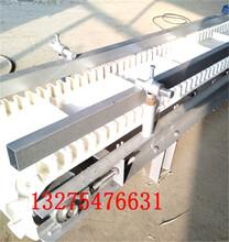 衡阳花纹式皮带运输机工地专用输送机图片