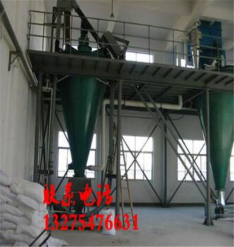 嘉善碳酸钙卸料用管链输送机无粉尘密闭管道运输机