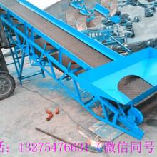 移動式運輸機皮帶輸送機規格型號傳送帶圖片