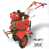 低油耗汽油动力旋耕机