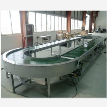 工業鋁型材輸送機電子原件傳送機井下1米皮帶機型號規格