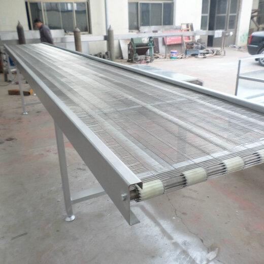 钙粉用管链式输送机耐高温石英砂灌仓垂直管链机