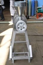 内蒙古玉米粉条机可生产扁粉图片