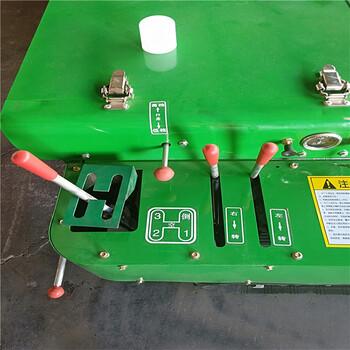 开沟机果园手扶促销履带式自走式开沟机机械体积小