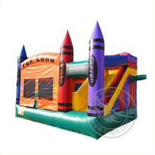 充气跳床丨充气蹦蹦床丨儿童游乐设备图片
