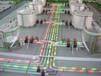 油庫抽油機模型