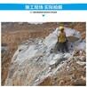 挖桩基岩石劈裂机