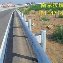 厂家直销高速护栏板国道交通安全设施波形护栏板喷塑护栏板