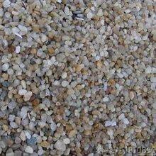 贵阳高尔夫球场砂_贵州透水砖专用砂图片